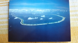 CPM POLYNESIE FRANCAISE ARATIKA TUAMOTU  PHOTO CHRISTIAN ERWIN 287 - Polynésie Française