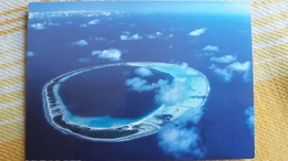 CPM POLYNESIE FRANCAISE HITI ARCHIPEL DES TUAMOTU  PHOTO CHRISTIAN ERWIN 425 ILE ATOLL ? - Polynésie Française