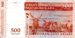 500 Ariary 2004 - Madagascar
