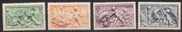 Frankrijk France 1949 Yvertn° 859-862 *** MNH Cote 13 Euro Série Des Saisons - Unused Stamps