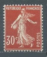 France YT N°360 Semeuse Fond Plein Neuf ** - France