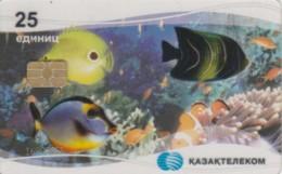 PHONE CARD KAZAKISTAN (E63.56.3 - Kazachstan