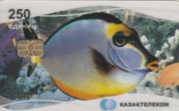 PHONE CARD KAZAKISTAN (E63.56.5 - Kazachstan