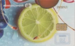 PHONE CARD KAZAKISTAN (E63.56.8 - Kazachstan