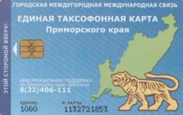 PHONE CARD RUSSIA VLADIVOSTOK (E63.11.6 - Russia