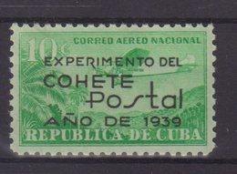CUBA : PA N° 31 ** . TB . 1939 .  ( CATALOGUE YVERT ) . - Poste Aérienne