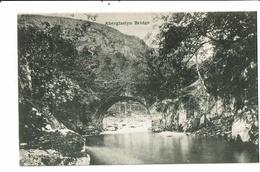 CPA-Carte Postale -Royaume Uni- Aberglaslyn Bridge-VM17239 - Caernarvonshire
