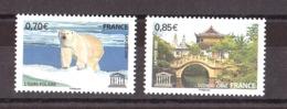 France - 2009 - Service N° 144 Et 145 - Neufs ** - Service