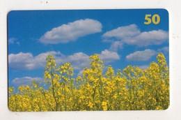 DANEMARK TELECARTE TELEKORT 50 KR Date 2002 - Denemarken