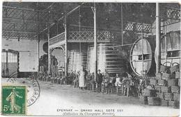 EPERNAY : GRAND HALL COTE EST - Epernay