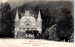 MOUSSEY  -  Arrondissement De Saint-Dié  -  Le Château - Moussey