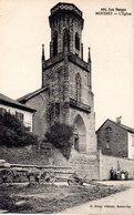 MOUSSEY  -  L' Eglise  -  N° 105 - Moussey