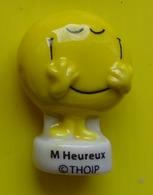 Fève  - Monsieur Madame 2020 - M Heureux - Personajes