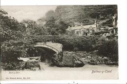 CPA-Carte Postale -Royaume Uni- Betws-y-Coed-Pont Y -pair-VM17240 - Other