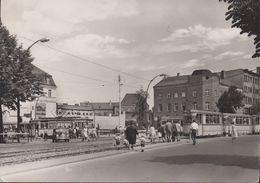 "D-13088 Berlin - Weissensee - Antonplatz - Straßenbahn - Tram - Car - Kino ""Toni"" - Pankow"