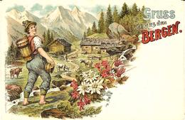 GRUSS Aus Den BERGEN - Autriche