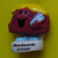 Fève  - Monsieur Madame 2020 - Mme Bavarde - Personajes