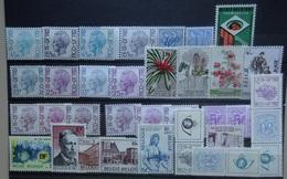 BELGIE 1974   Van Nr. 1743  Tot  1764      Zie Foto     Postfris ** - Belgium