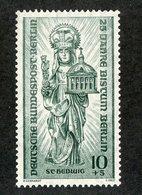 B301  Berlin 1955  Mi.# 133* ( Cat.€1.50 ) - Ongebruikt