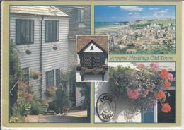 HASTINGS Old Town,  Ocean House, Multi View  Nice Stamp 1994 - Hastings