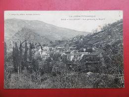 VILLEFORT VUE GENERALE DE BAYARD - Villefort