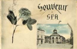 028 089 - CPA - Belgique - Spa - Souvenir De Spa - Spa