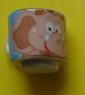 Fève  - Mugs Décorés 2012 - Mug Décor éléphant  - Tasse - Dieren