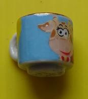 Fève  - Mugs Décorés 2012 - Mug Décor Vache  - Tasse - Dieren