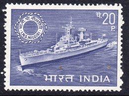 India 1968 Navy Day Ship, MNH, SG 577 (D) - Ongebruikt