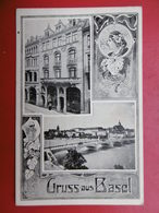 CENTRAL HOTEL BASEL - Comercio