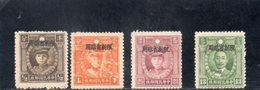 SINGKIANG 1934 * - Xinjiang 1915-49