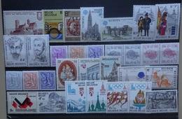 BELGIE 1978    Van Nr. 1888  Tot  1917      Zie Foto     Postfris ** - Belgium