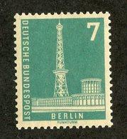 B307  Berlin 1956  Mi.# 135* ( Cat.€10. ) - Ongebruikt