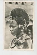 AFRIQUE - NIGER - ETHNIQUES ET CULTURES - Coiffure De Femme Peule - Niger