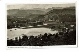 CPA-Carte Postale -Royaume Uni-Windermere Lake- Waterhead- Langdale   VM17245 - Other