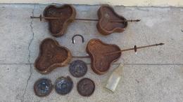 Trèfles Obus Avec Tiges US WW2+couvercles+clé+bouteille Bière US  !!!! - 1939-45