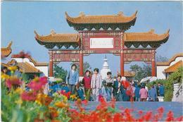 Chine  Hubei     Gateway Of Yellow Crane  Tower - China