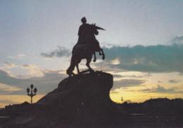 Postcard - The Bronze Horseman In Saint Petersburg - VG - Cartes Postales