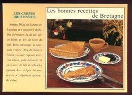 CPM Recette De Cuisine Les Crêpes Bretonnes - Ricette Di Cucina