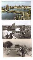 LA ROCHELLE  LOT DE 12 CPSM - La Rochelle