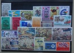 BELGIE 1978-79    Van Nr. 1918  Tot  1939      Zie Foto     Postfris ** - Belgium