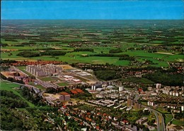 Bielefeld Luftbild Mit Universität, Luftaufnahme, Aerial View 1980 - Bielefeld