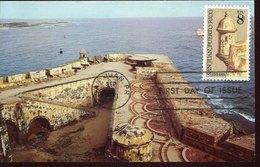 55068  U.s.a. Maximum 1971   San Juan Porto Rico, Th Castle Of Morros Porto Rico - Castles