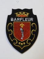 Ecusson à Coudre De Barfleur (50) - Ecussons Tissu