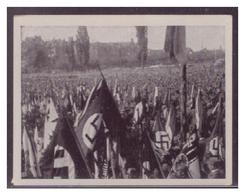Adolf Hitler (006947) Sammelbilder Austria Tabakwerke, AH Und Sein Weg Zu Großdeutschland Bild 70, Deutscher Tag In - Sigarette