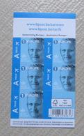 1 Boekje/carnet Koning Filip/roi Phillippe 5 X N°1 Europe** - Markenheftchen 1953-....