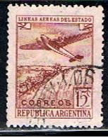 ARGENTINE 975 // YVERT 467 // 1946-48 - Argentina