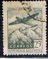 ARGENTINE 976 // YVERT 468 // 1946-48 - Argentina
