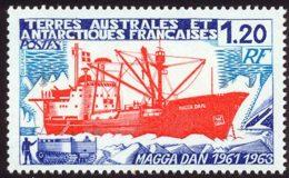 Terres Australes 1977 Yvert 66 ** TB Bord De Feuille - Terres Australes Et Antarctiques Françaises (TAAF)