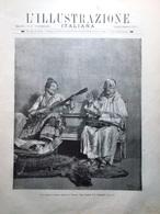 L'Illustrazione Italiana 20 Settembre 1891 Vernante Limone Caravaggio Santuario - Avant 1900
